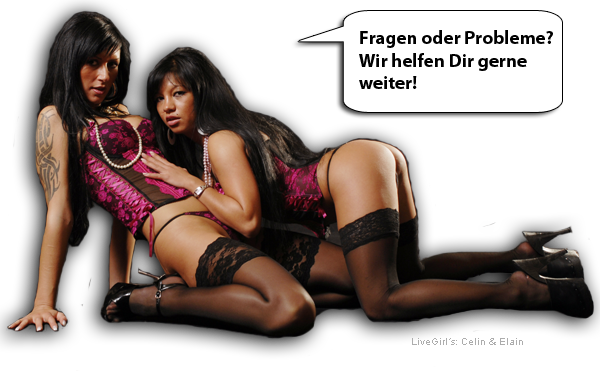Diskreter Support - Geile Pflaumen machen Spagat nackt - Geile Fotzen und Spalten LIVE